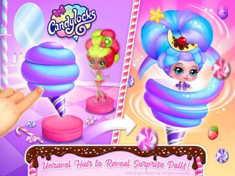 Candylocks Hair Salon imagem de tela 13