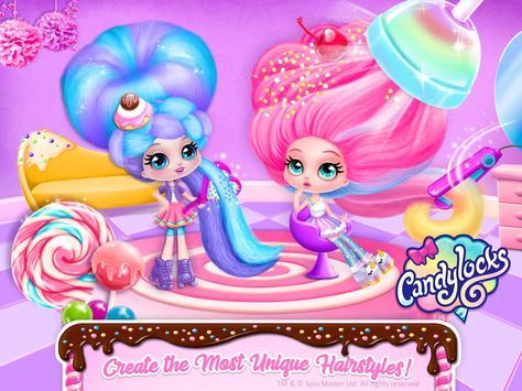 Candylocks Hair Salon imagem de tela 18