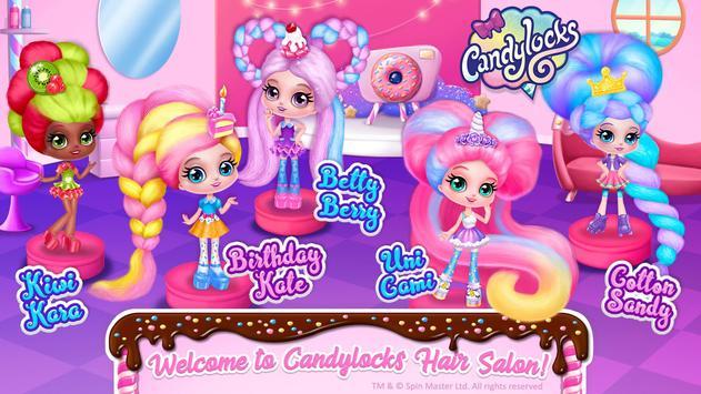 Candylocks Hair Salon imagem de tela 1