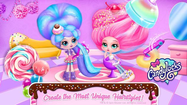 Candylocks Hair Salon imagem de tela 2