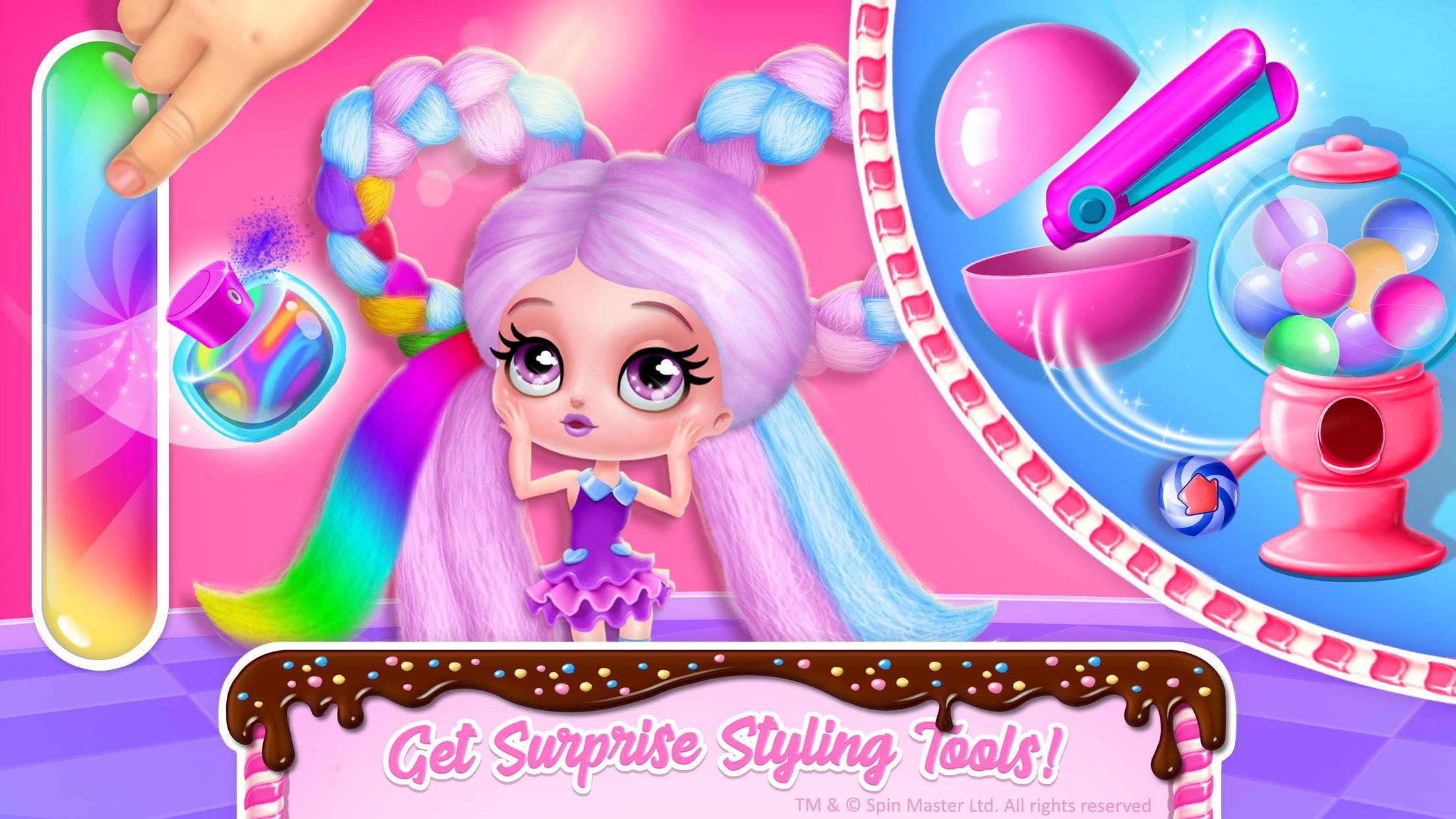 Candylocks Hair Salon For Android Apk Download