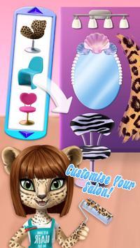 Amy's Animal Hair Salon - Cat Fashion & Hairstyles screenshot 5