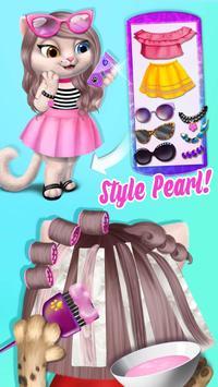 Amy's Animal Hair Salon - Cat Fashion & Hairstyles screenshot 6