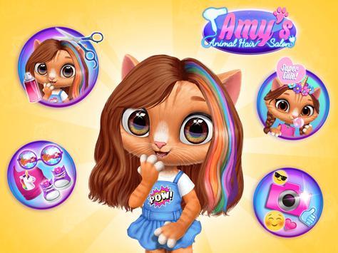 Amy's Animal Hair Salon - Cat Fashion & Hairstyles screenshot 17