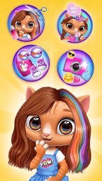 Amy's Animal Hair Salon - Cat Fashion & Hairstyles screenshot 1