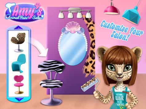 Amy's Animal Hair Salon - Cat Fashion & Hairstyles screenshot 21