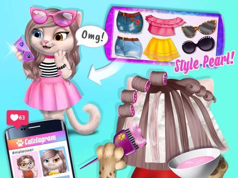Amy's Animal Hair Salon - Cat Fashion & Hairstyles screenshot 22