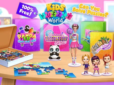 Kids Puzzle World screenshot 10