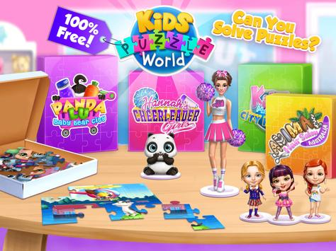 Kids Puzzle World screenshot 10