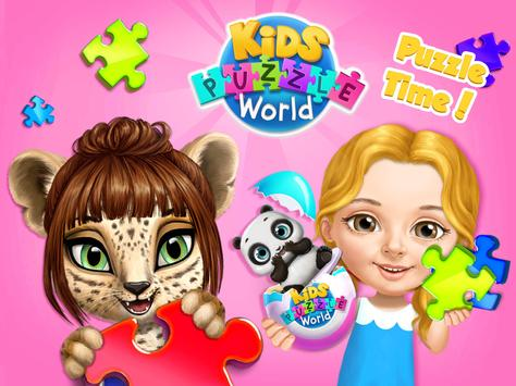 Kids Puzzle World screenshot 12