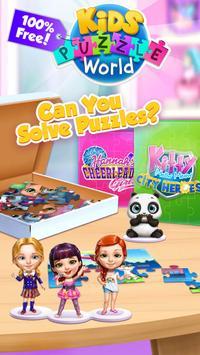 Kids Puzzle World screenshot 2