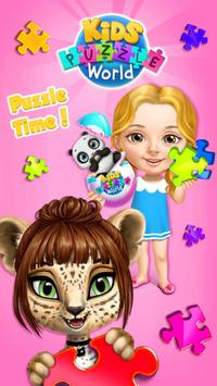 Kids Puzzle World screenshot 4
