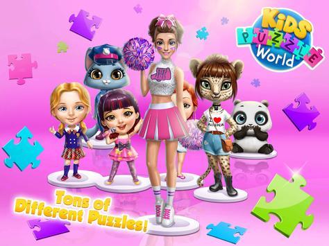 Kids Puzzle World screenshot 8