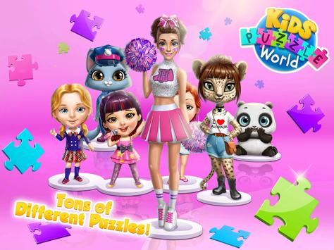 Kids Puzzle World screenshot 8