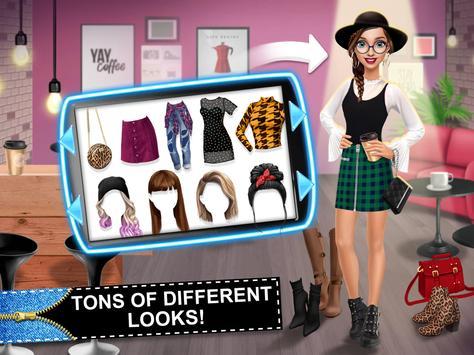 Hannah's Fashion World - Dress Up & Makeup Salon screenshot 23
