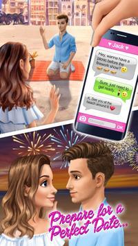 Hannah's High School Summer Crush - Teen Date screenshot 4