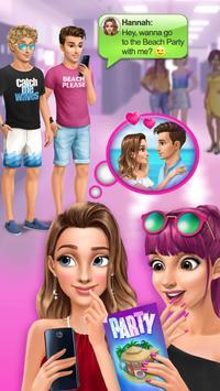 Hannah's High School Summer Crush - Teen Date screenshot 1