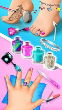 Sweet Baby Girl Beauty Salon 3 - Hair, Nails & Spa screenshot 6