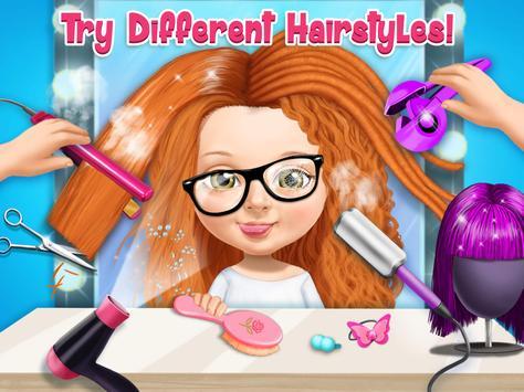 Sweet Baby Girl Beauty Salon 3 screenshot 8