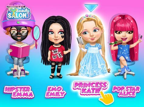 Sweet Baby Girl Beauty Salon 3 - Hair, Nails & Spa screenshot 9