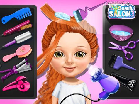 Sweet Baby Girl Beauty Salon 3 - Hair, Nails & Spa screenshot 12