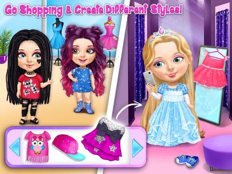 Sweet Baby Girl Beauty Salon 3 screenshot 15