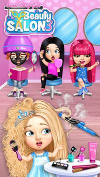 Sweet Baby Girl Beauty Salon 3 screenshot 3