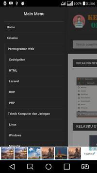 Kelasku Online screenshot 1