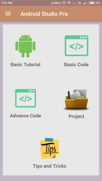 Android Studio Pro poster