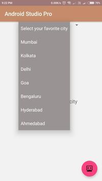 Android Studio Pro screenshot 2