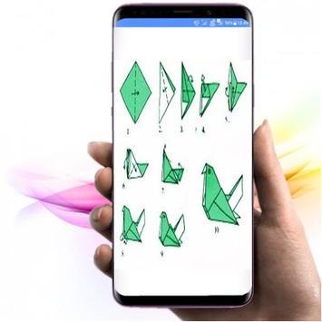 2 Schermata Tutorial sulla creazione di origami