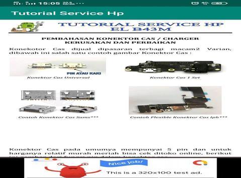 Belajar Service Hp Lengkap screenshot 1