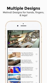 Best Mehndi Designs - Easy Step by Step 2019 screenshot 2