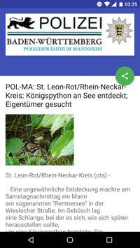 Polizeibericht screenshot 4