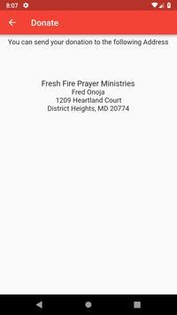 Fresh Fire Radio screenshot 2