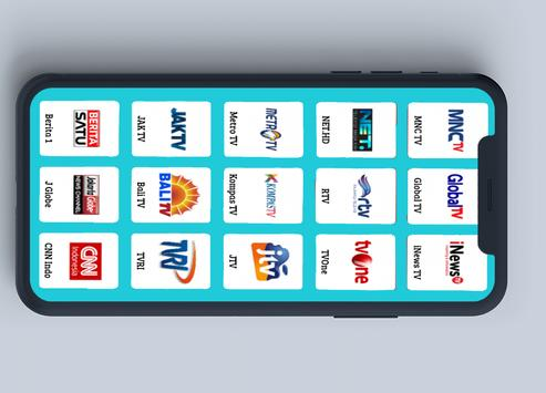TV INDOSIAR - Channel lengkap dan Terupdate screenshot 4