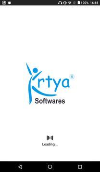 Krtya CRM poster