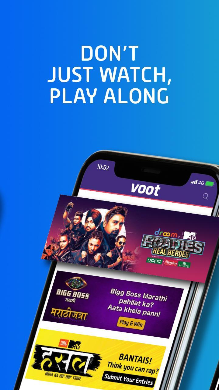 Voot for Android - APK Download