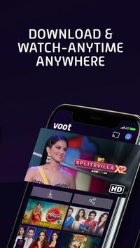 Voot screenshot 5