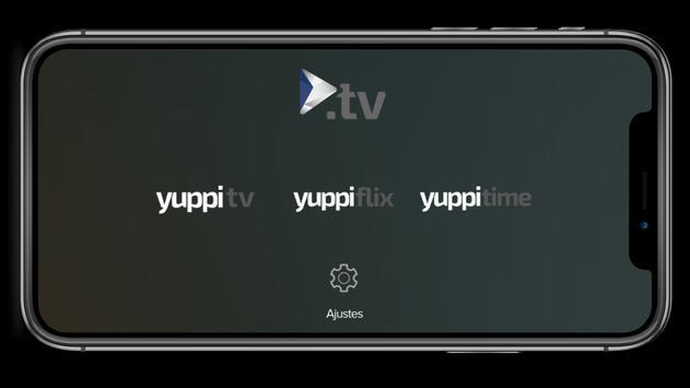 Yuppitv: Watch TV & Movies. screenshot 1