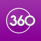 TV 360 biểu tượng