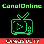 CanalOnline TV aberta ao vivo - Player IPTV APK