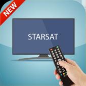 Remote Control For StarSat icon