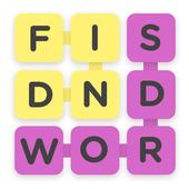 Find Words Retro Wave (English) icon