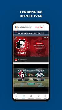 Azteca Deportes captura de pantalla 5