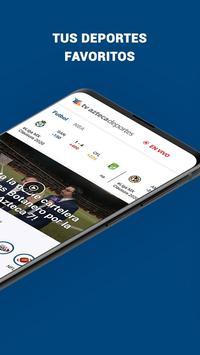 Azteca Deportes captura de pantalla 1