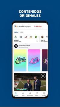 Azteca Deportes captura de pantalla 2