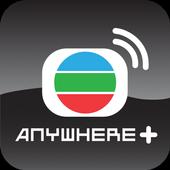 TVBAnywhere+ icon