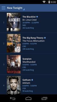 TV Guide स्क्रीनशॉट 1