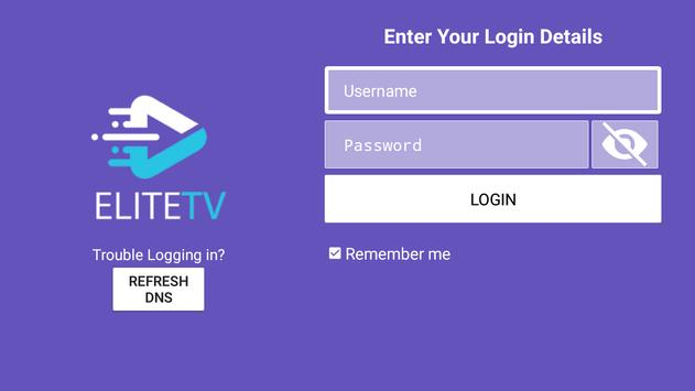 ELITE TV screenshot 3